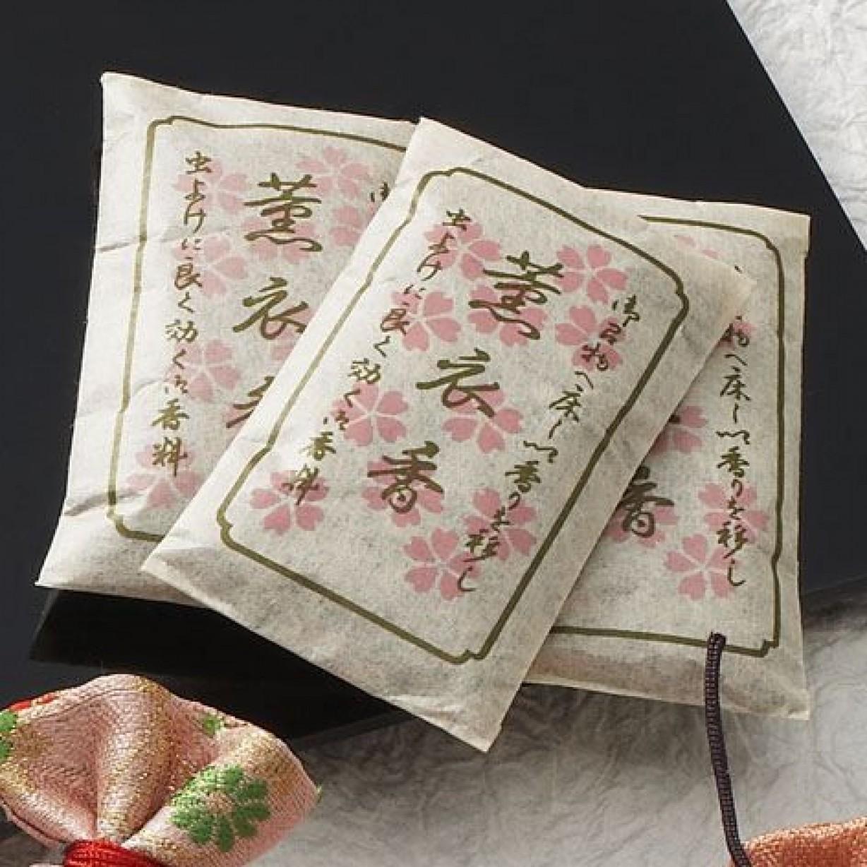 薫衣香タンス用和紙袋入