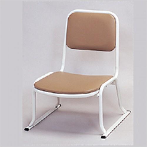 スチール製 パイプ椅子 座高42㎝ SH-420