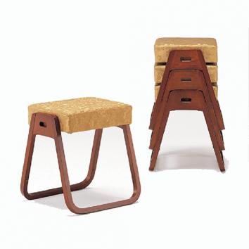 木製本堂用椅子 座高44㎝